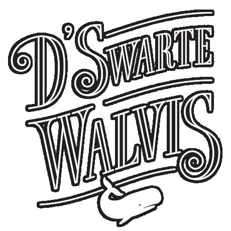 Logo D'Swarte Walvis